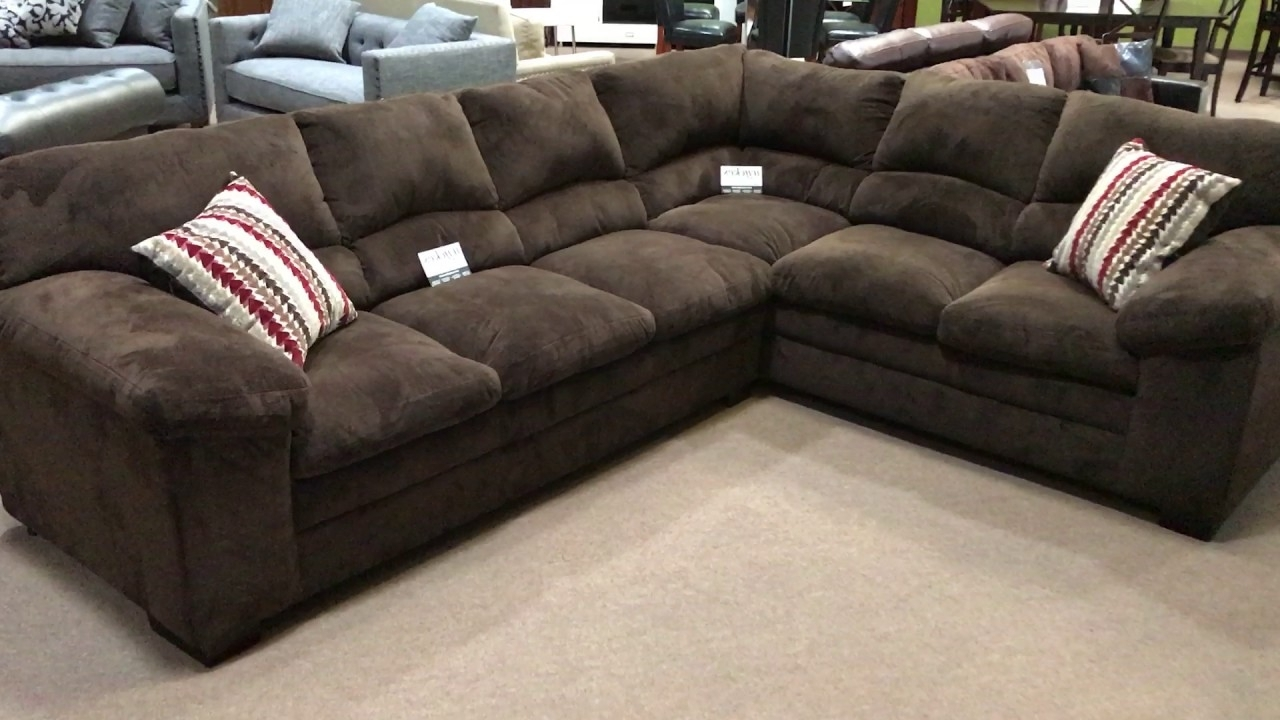 Current Trend Plush Sectional Sofas 12 For Your Living Room Sofa Regarding Plush Sectional Sofas (View 4 of 15)