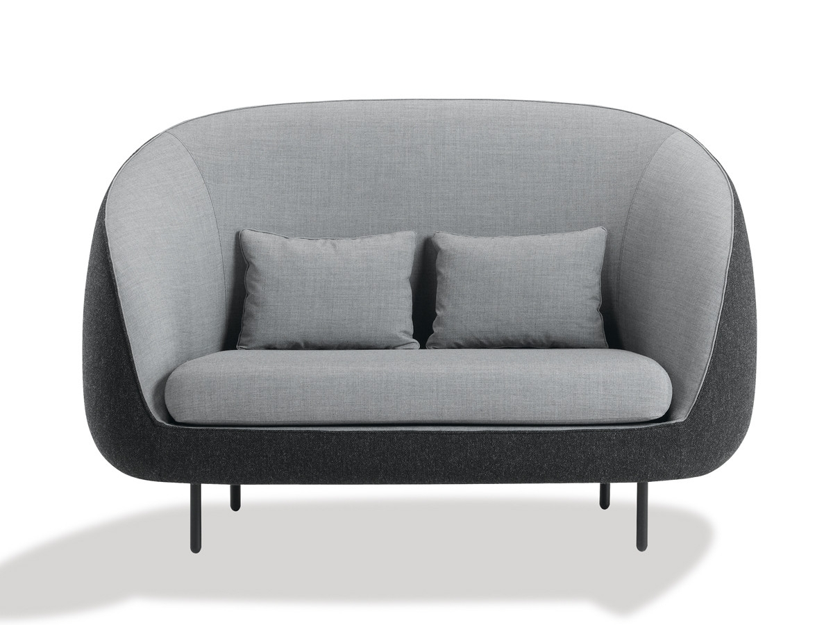 Current Two Seater Sofas Intended For Buy The Fredericia Haiku Two Seater Sofa At Nest.co (View 9 of 15)