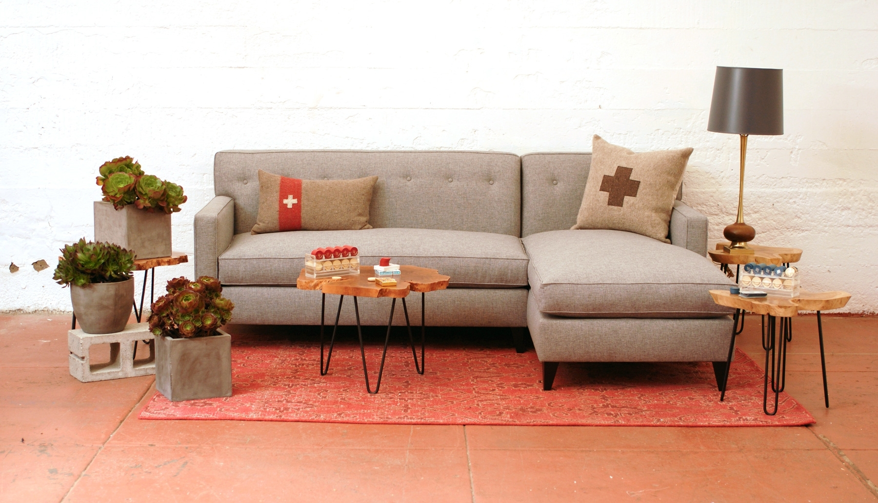 Custom Sofas From Harrington Galleries With Widely Used Custom Made Sectional Sofas (View 6 of 15)