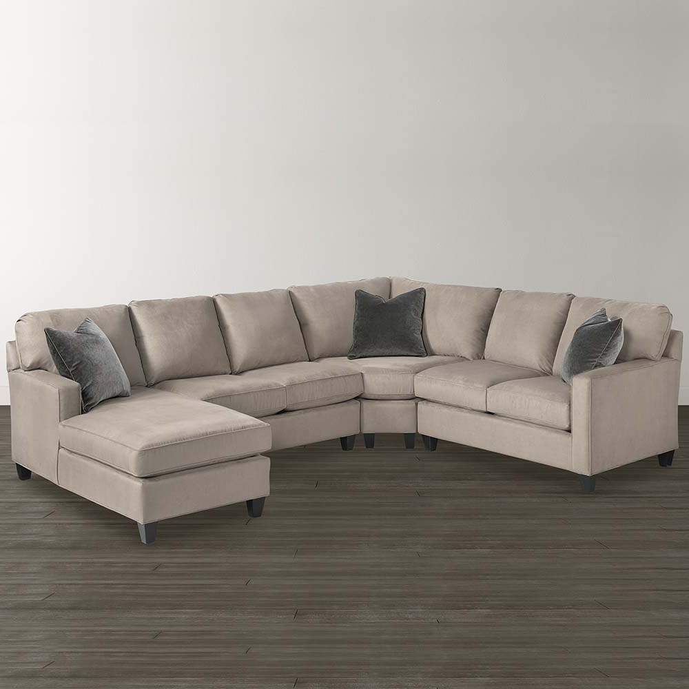 Custom Upholstered U Shaped Sectional In Best And Newest Custom Made Sectional Sofas (View 7 of 15)