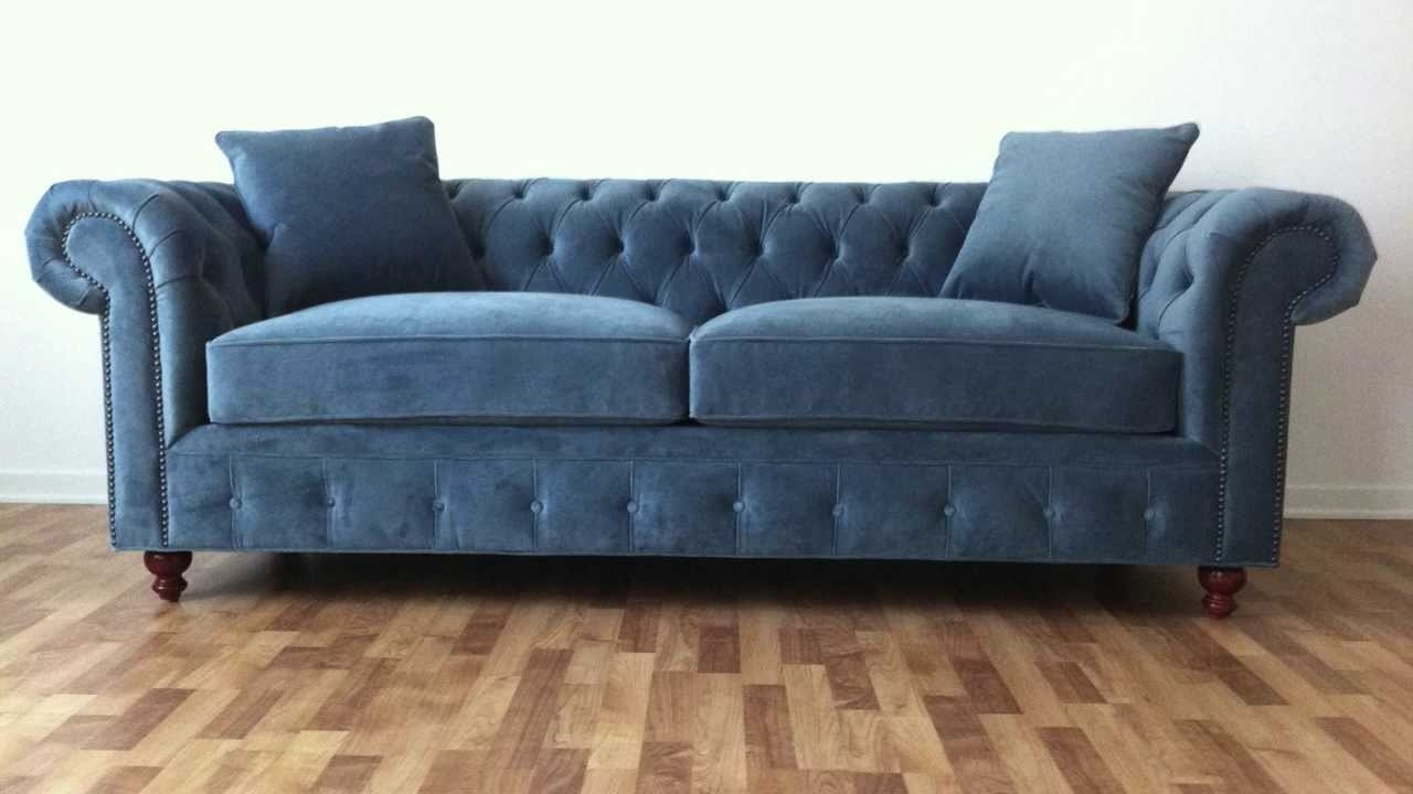 Customized Sofas In Most Popular Asking For A Custom Sofa – Goodworksfurniture (View 1 of 15)