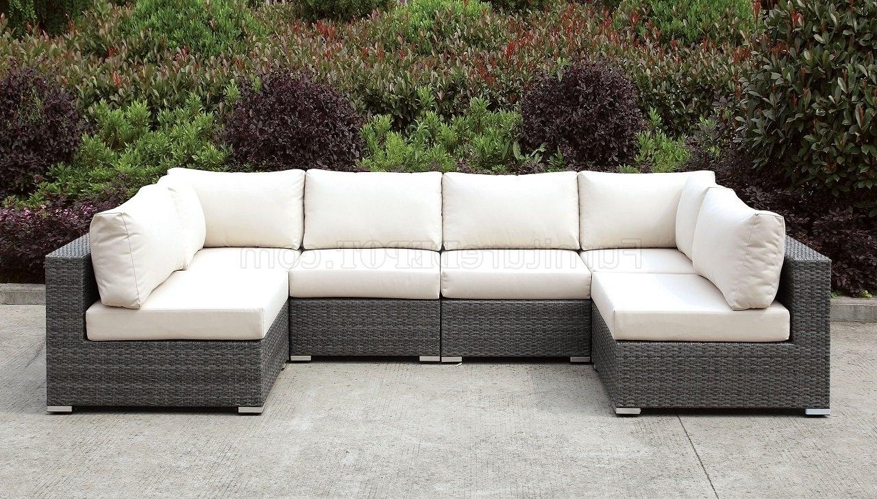 Dania Sectional Sofas With Regard To Preferred Sofa : Sofa U Sectional Dania Leather Shape Creambassett Shaped (View 7 of 15)