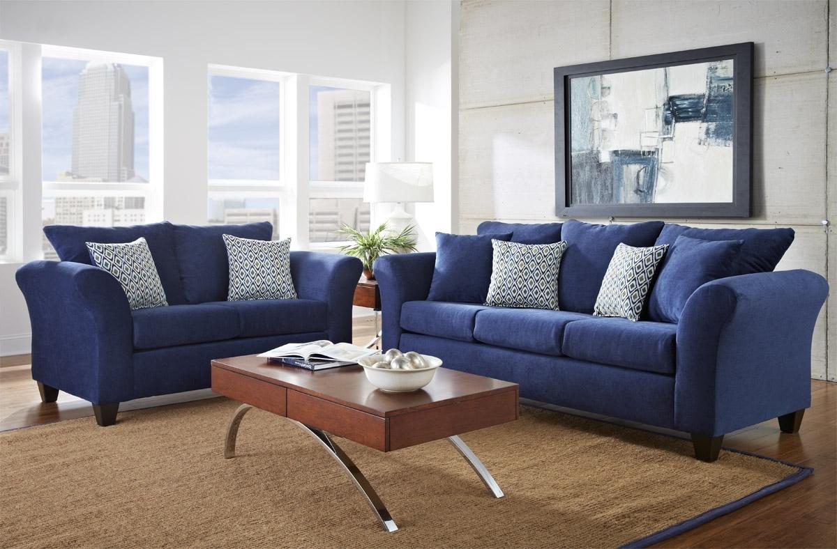 Featured Photo of Dark Blue Sofas