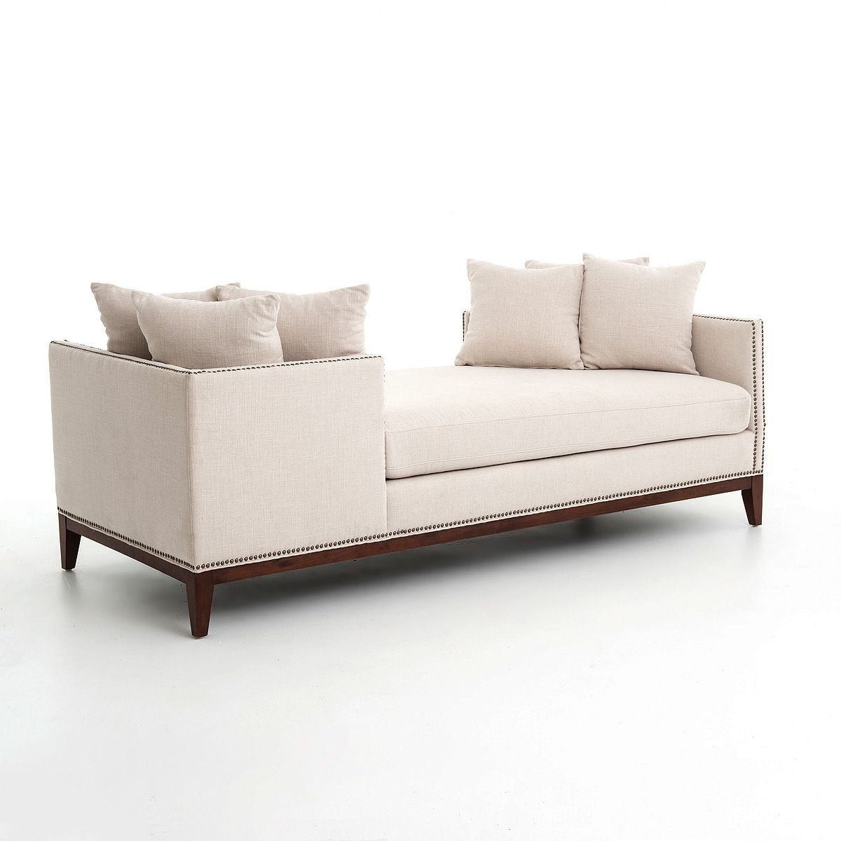 Daybed, Beige (View 10 of 15)