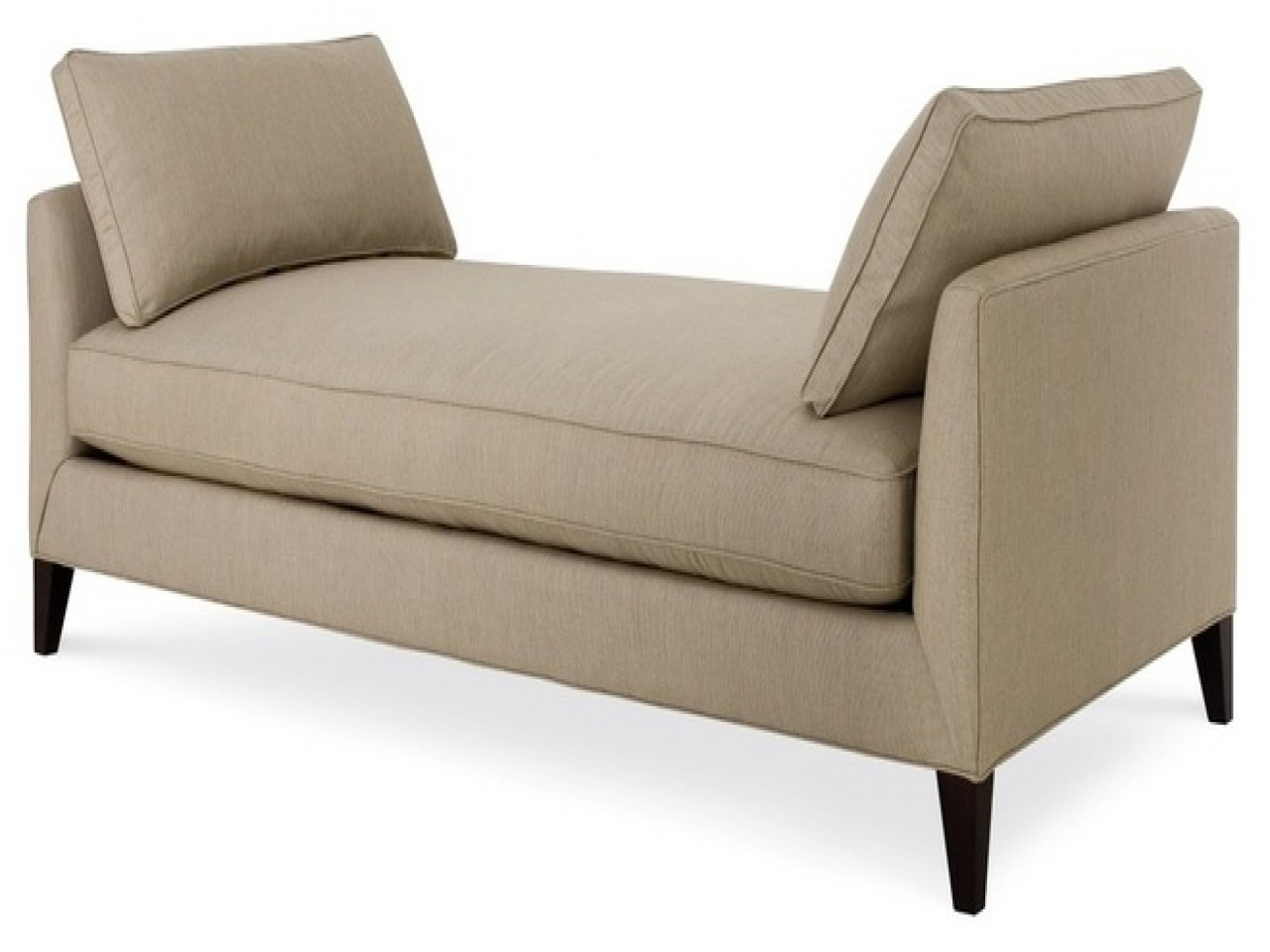 Daybed Chaise Lounge Sofa Upholstered Backless Efbdacef - Surripui pertaining to Well-known Upholstered Chaise Lounges