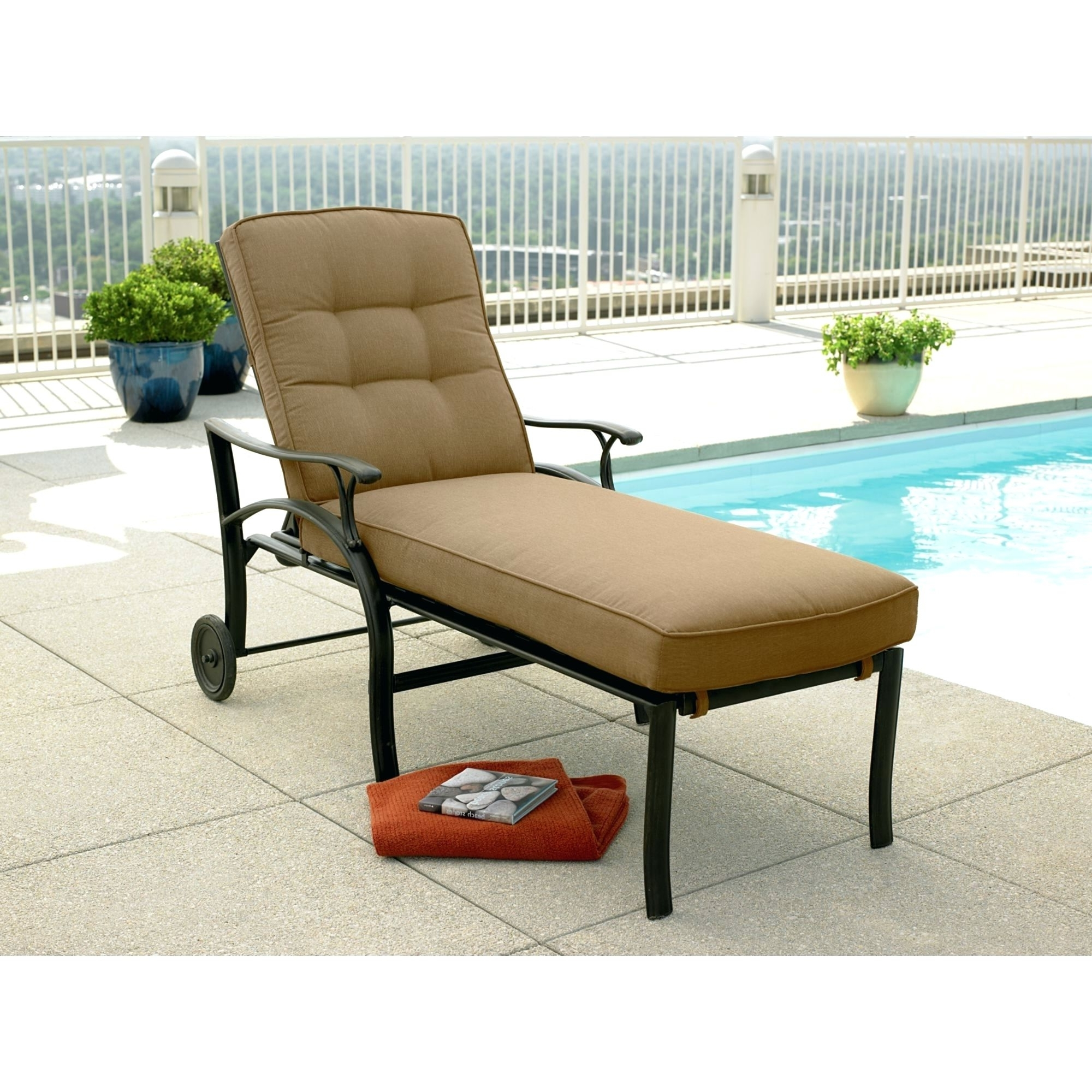 Deck Chaise Lounge Chairs Inside Popular Pool Deck Chaise Lounge Chairs • Lounge Chairs Ideas (View 2 of 15)