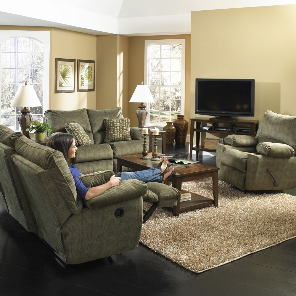 Decorating: Luxury Catnapper Recliner For Equip And Beautify Your Inside Trendy Jackpot Reclining Chaises (View 3 of 15)
