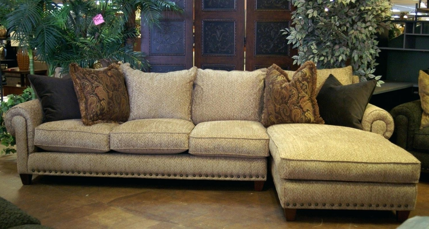 Deep Cushion Sofas Regarding Most Popular Deep Cushion Couch Sectional Couches Leather Sofa – Poikilothermia (View 6 of 15)