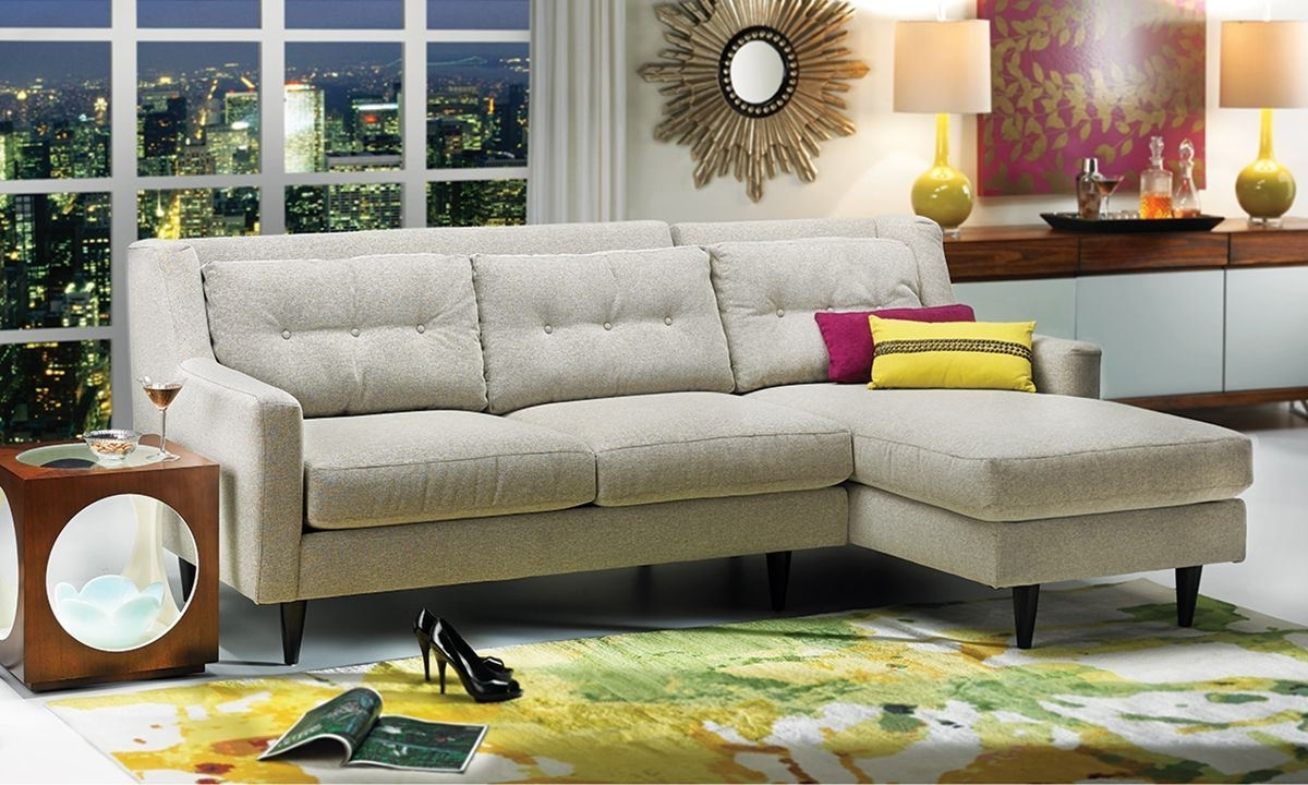 Del Rey Chaise Sectional Sofa (View 4 of 15)