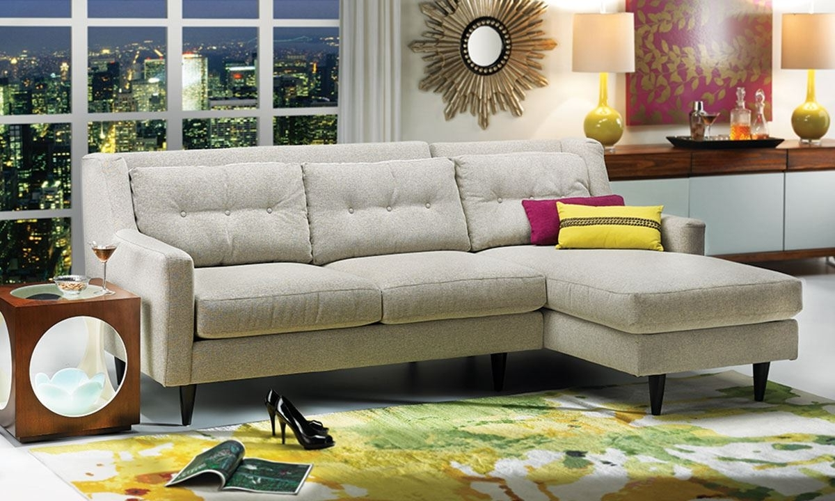 Del Rey Chaise Sectional Sofa (View 15 of 15)