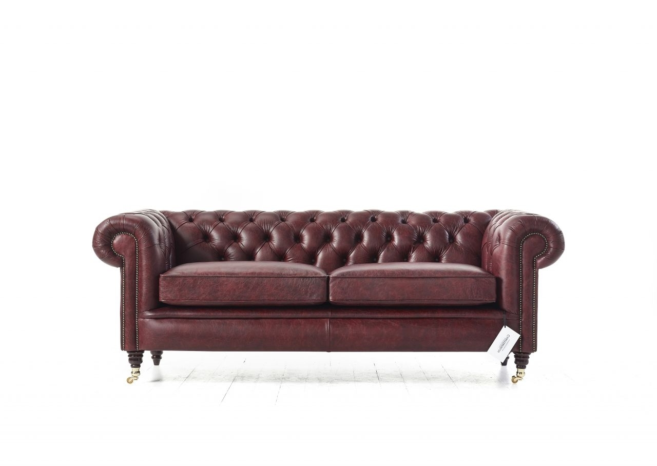 Distinctive Chesterfields Usa With Popular Chesterfield Sofas (View 10 of 15)