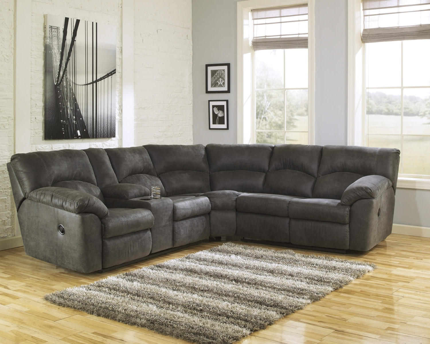 Featured Photo of Dock 86 Sectional Sofas