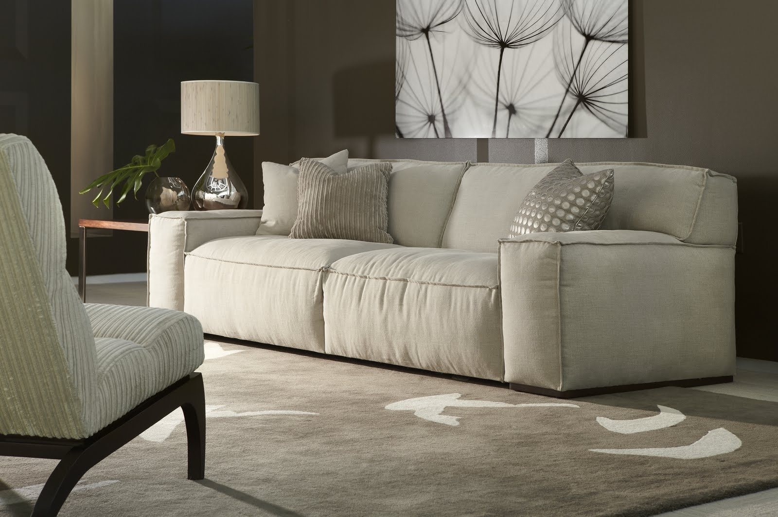 Down Filled Sectional Sofas With Regard To Well Known Sofa : Down Filled Sofa With Chaise Down Filled Sofa Sale Down (View 5 of 15)