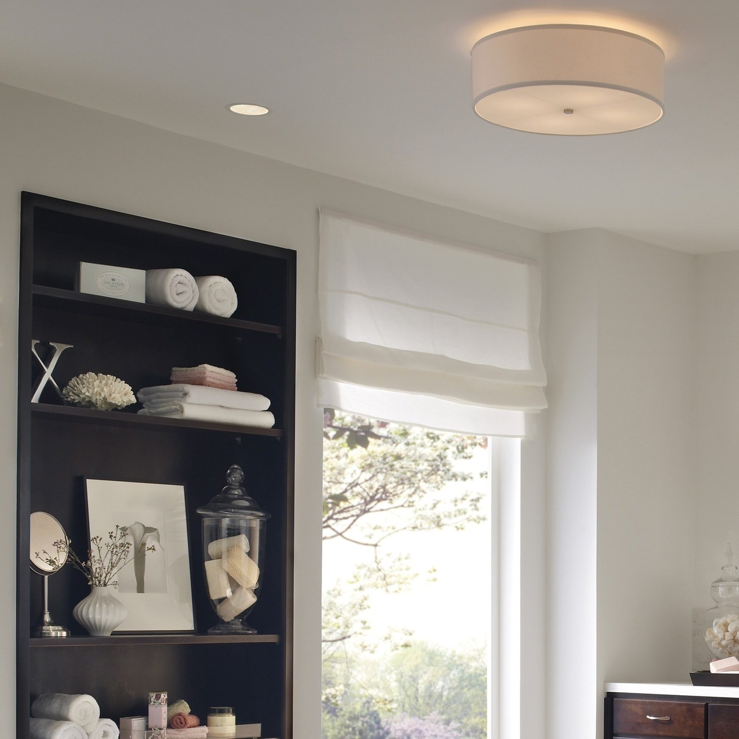 Dramatic Lighting For Low Ceilings (View 3 of 15)