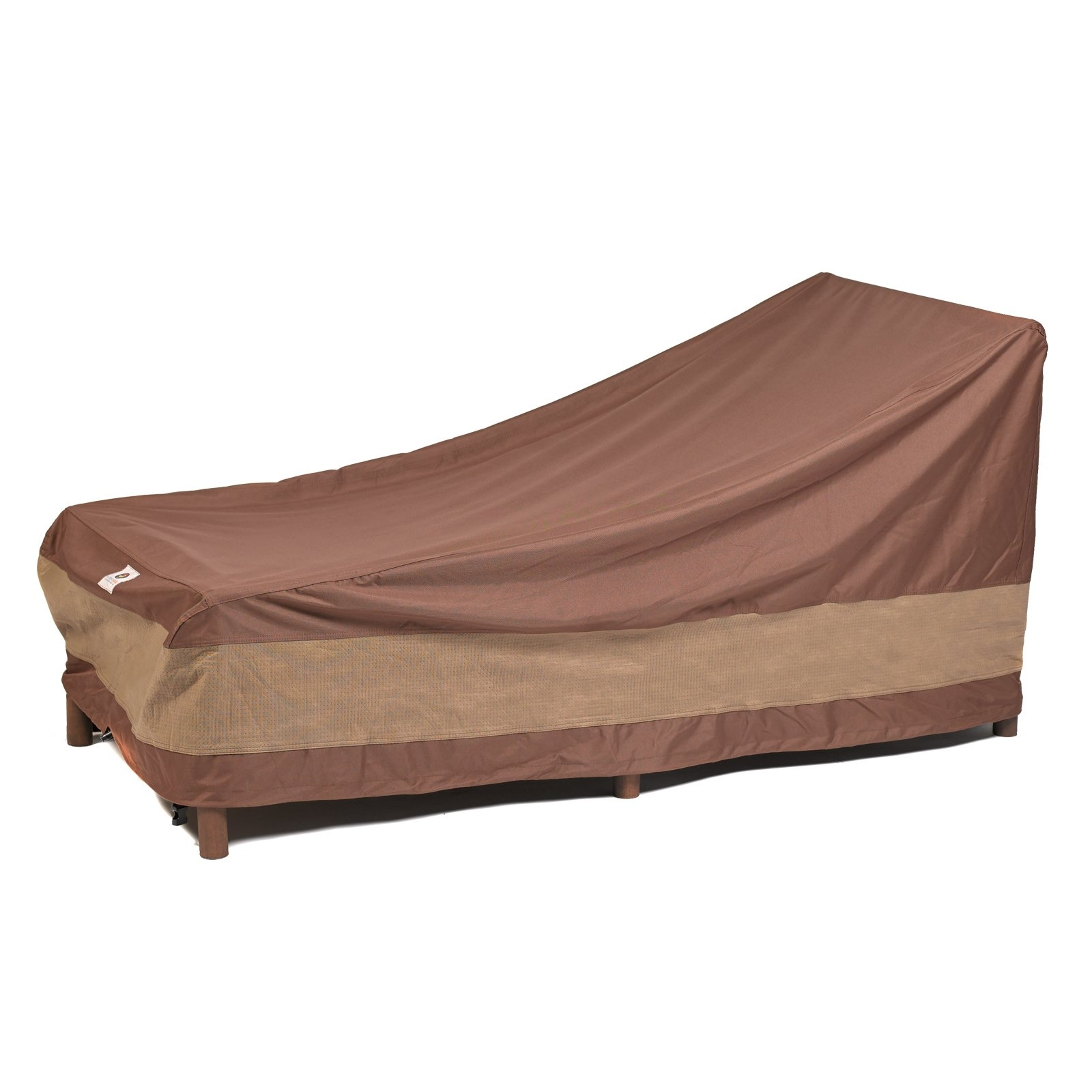 """Duck Covers Ultimate 80"""" Patio Chaise Lounge Cover – Walmart With Regard To Favorite Chaise Lounge Covers (View 7 of 15)"""