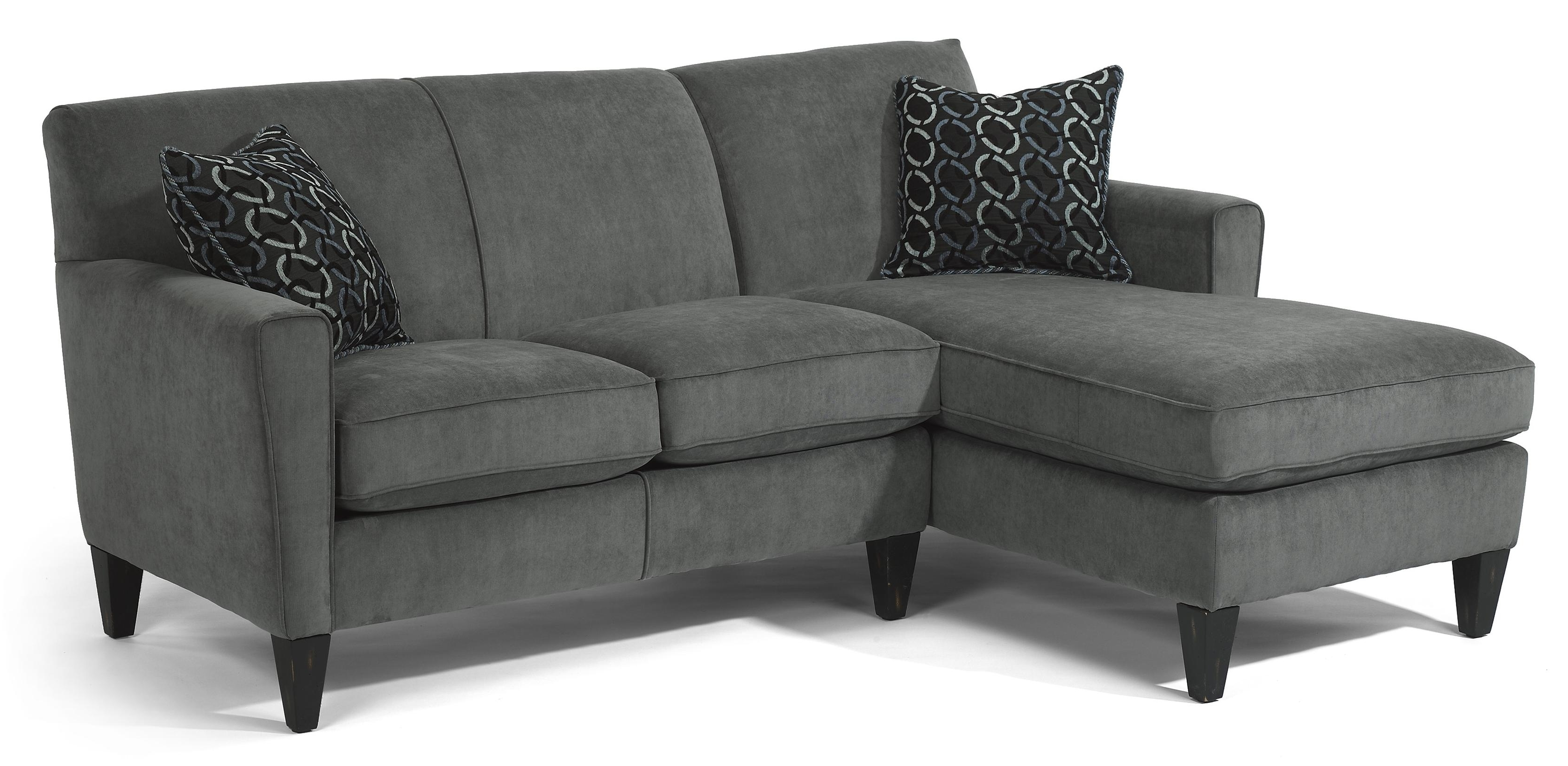 Duluth Mn Sectional Sofas Inside Recent Flexsteel Digby Contemporary L Shape Sectional Sofa – Ahfa – Sofa (View 4 of 15)