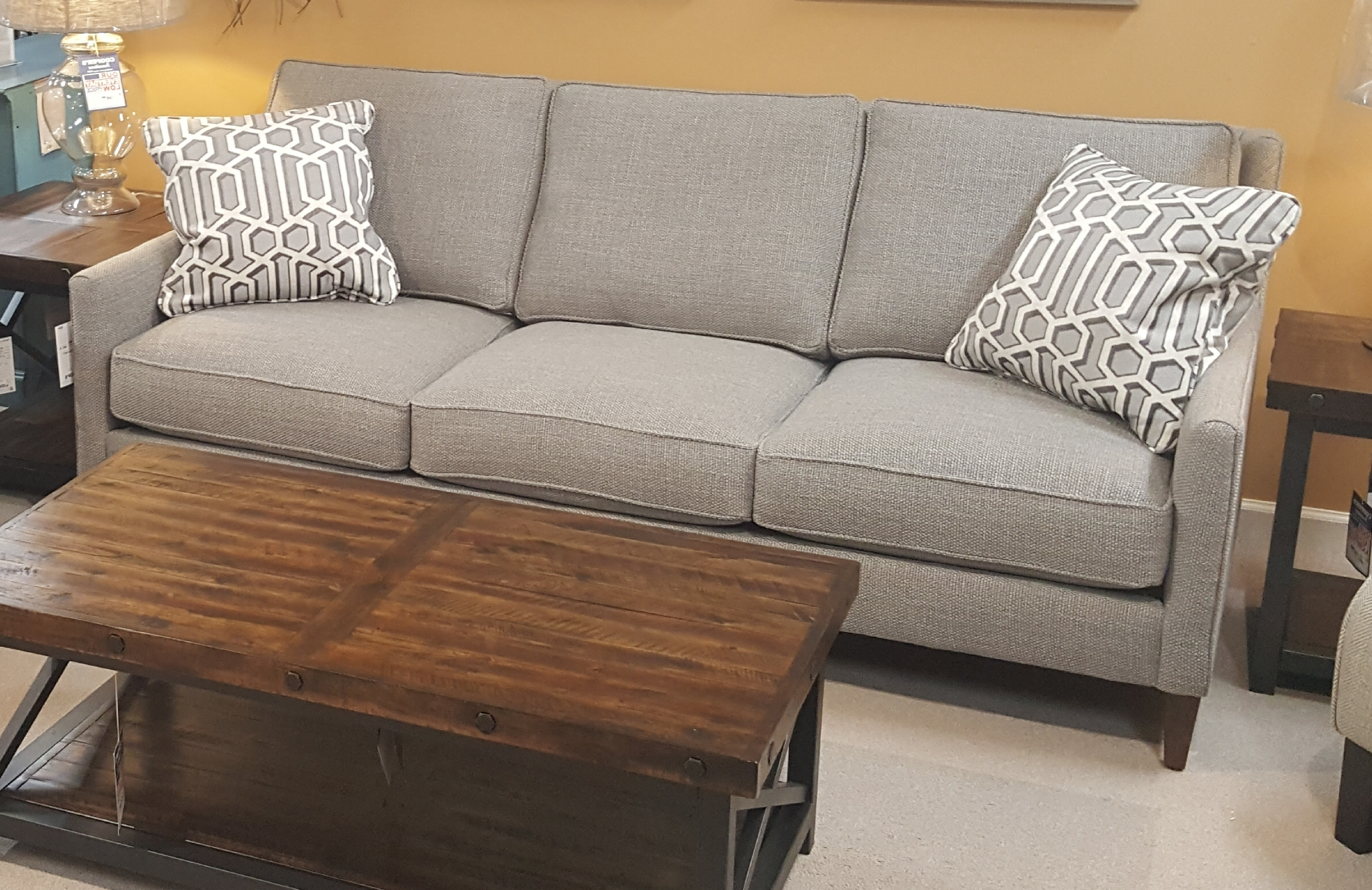 Durham Region Sectional Sofas With Regard To 2018 Living Room Furniture Cary Nc (View 6 of 15)