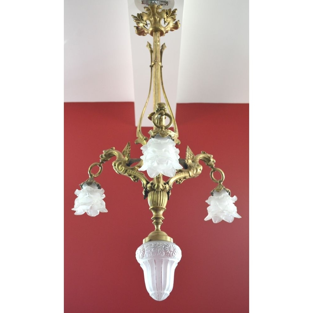 Ebay With Regard To Newest Antique French Chandeliers (View 7 of 15)