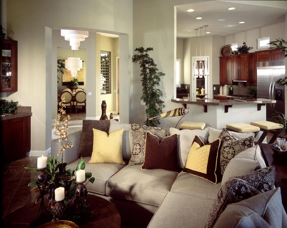 Featured Photo of Elegant Sectional Sofas