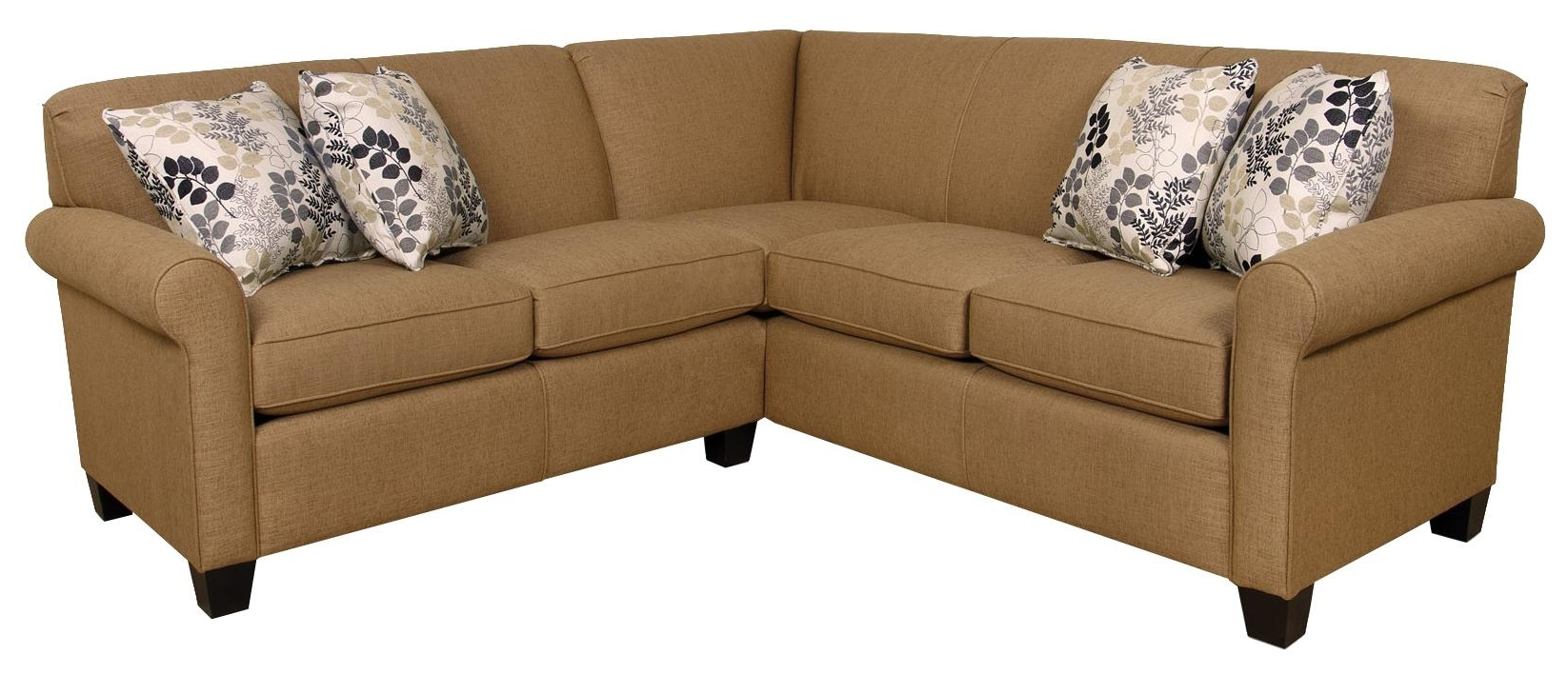 England Angie Small Corner Sectional Sofa – Ahfa – Sofa Sectional With Recent England Sectional Sofas (View 4 of 15)