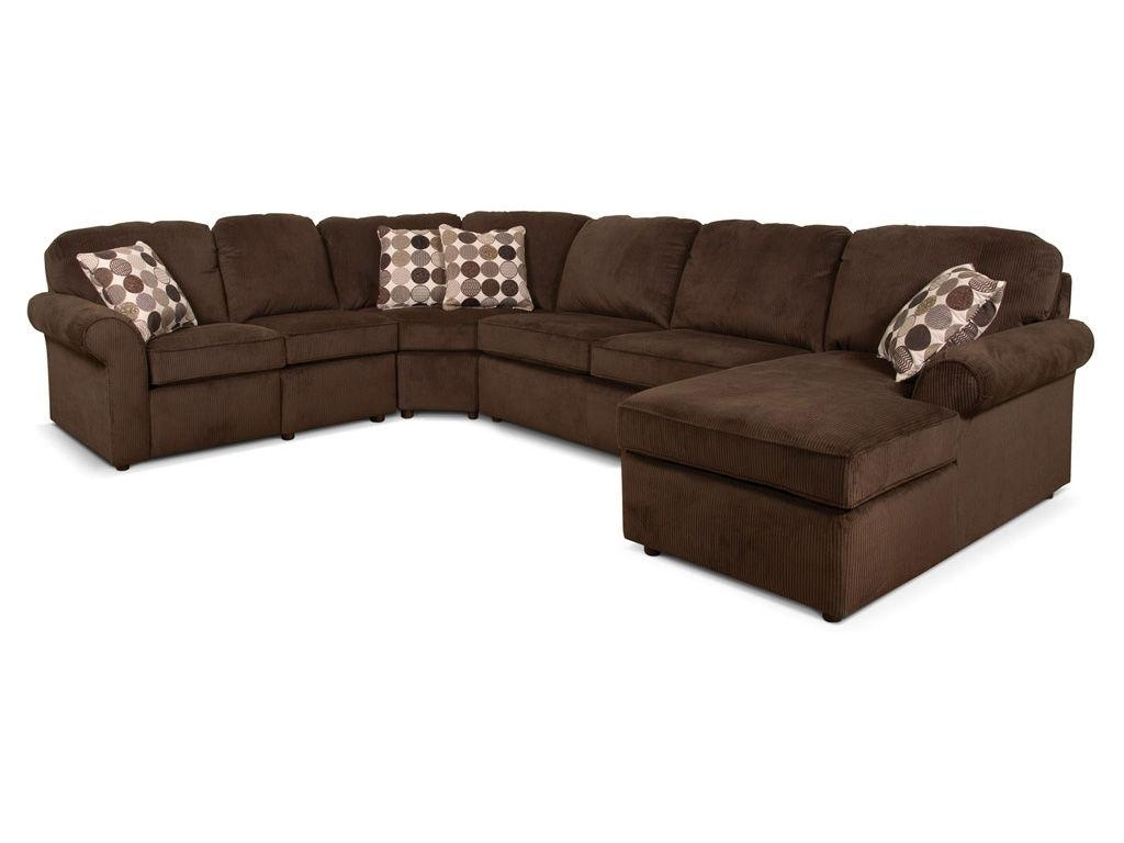 England Sectional Sofas For Most Current Sectional Sofas – Cornett's Furniture And Bedding (Gallery 2 of 15)