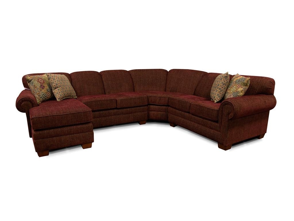 England Sectional Sofas With Regard To Fashionable Sectional Sofas – Cornett's Furniture And Bedding (Gallery 12 of 15)