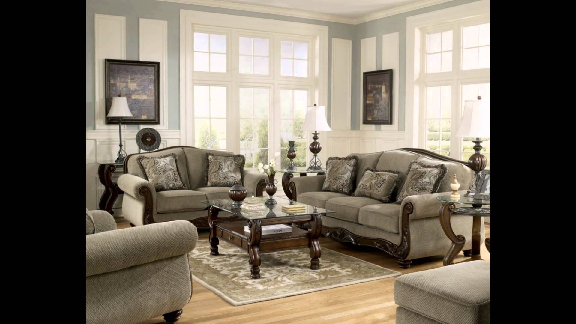 Ethan Allen Sofas And Chairs Within Well Known Ethan Allen Furniture – Youtube (View 8 of 15)