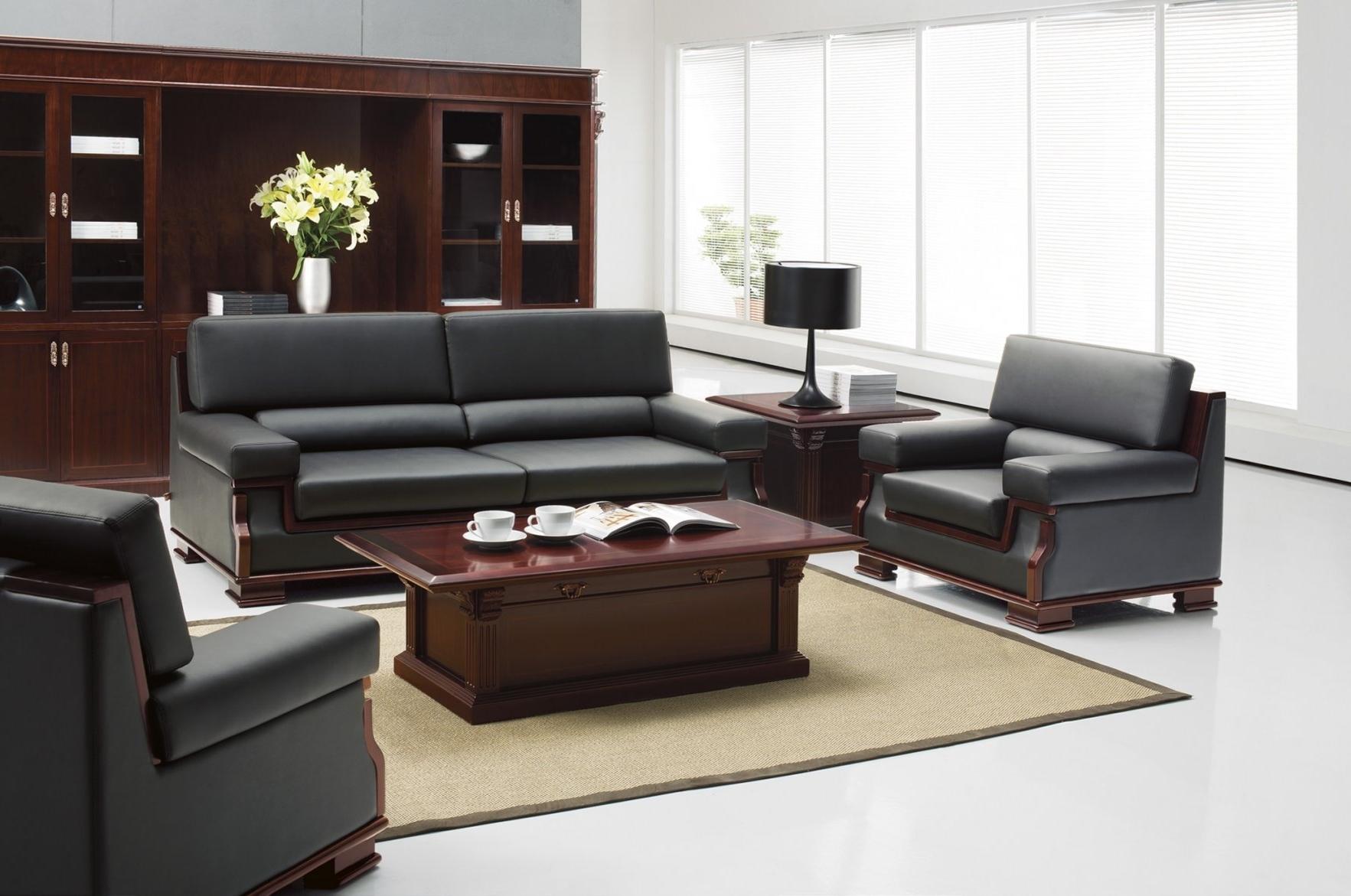 Executive Sofa (View 2 of 15)