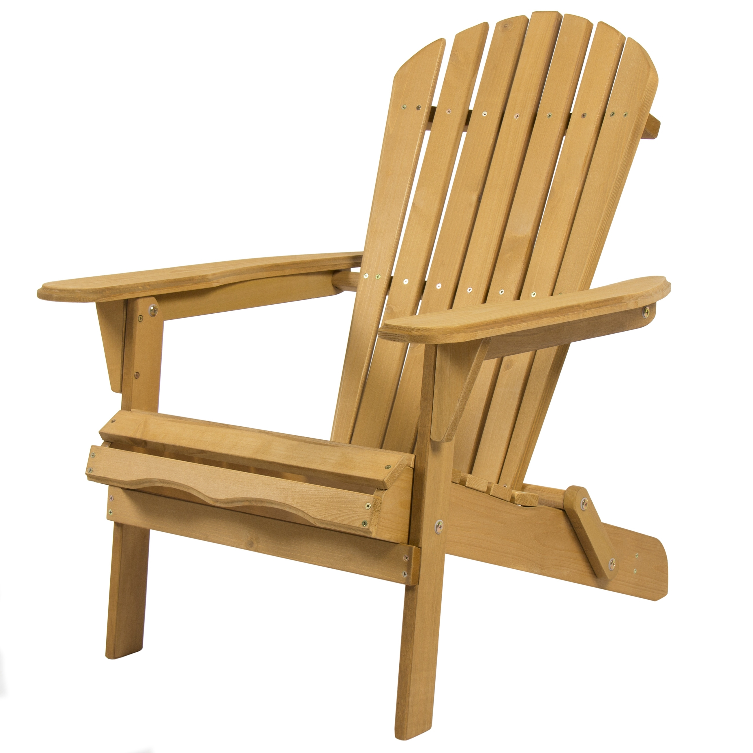 Exquisite Outdoor Wood Adirondack Chair Foldable Patio Lawn Deck Pertaining To Best And Newest Children's Outdoor Chaise Lounge Chairs (View 6 of 15)