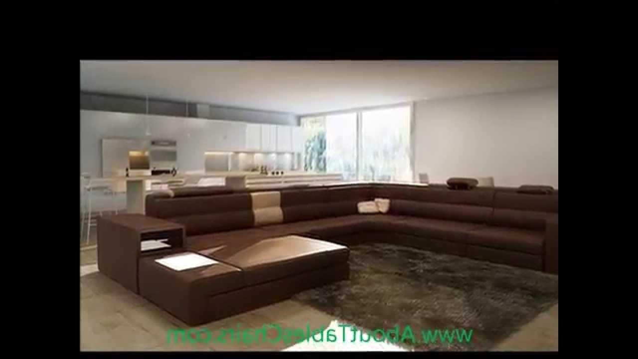 Extra Large Sectional Sofas With 2017 Extra Large Sectional Sofas – Youtube (View 15 of 15)