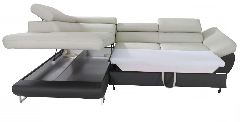 Fabio Sectional Sofa Sleeper With Storage (View 15 of 15)