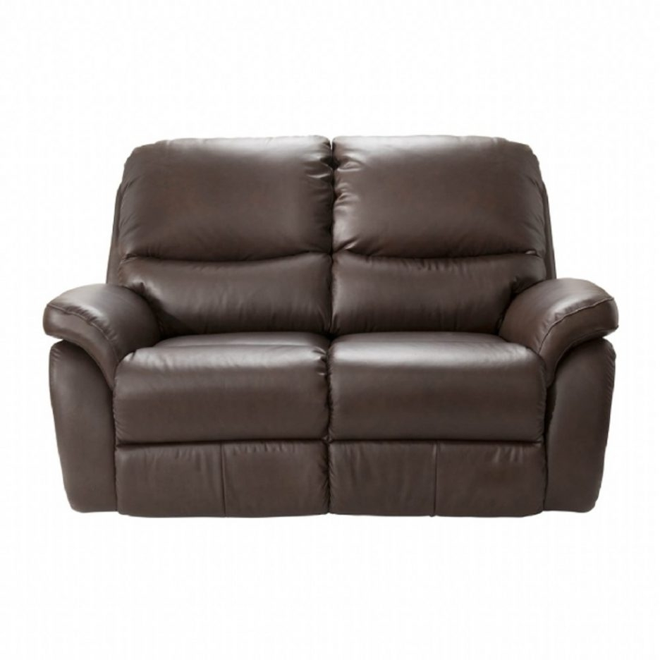 Famous 2 Seater Electric Recliner Leather Sofa With Regard To 2 Seater Recliner Leather Sofas (View 7 of 15)