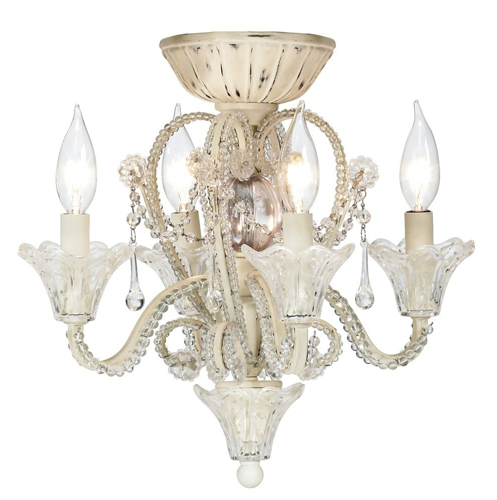 Famous Amazon: Pull Chain Crystal Bead Candelabra Ceiling Fan Light Kit Inside Chandelier Light Fixture For Ceiling Fan (View 2 of 15)