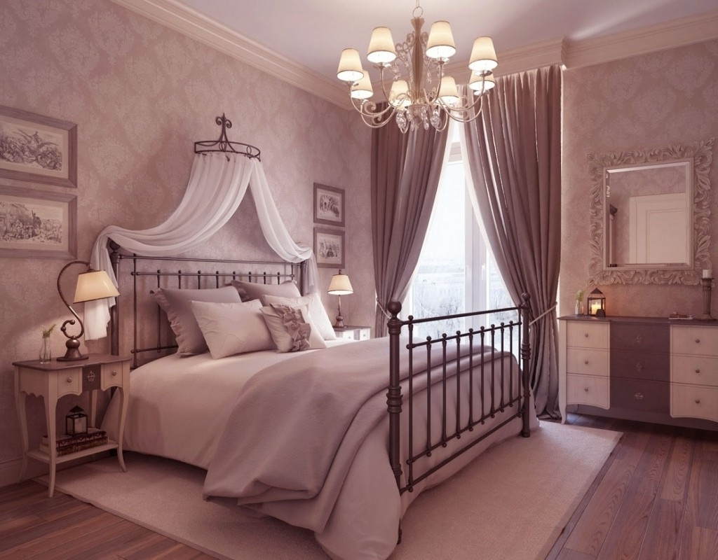 Famous Beautiful Chandeliers For Bedrooms Ideas Mini Chandeliers In Bedroom With Regard To Chandeliers In The Bedroom (View 8 of 15)