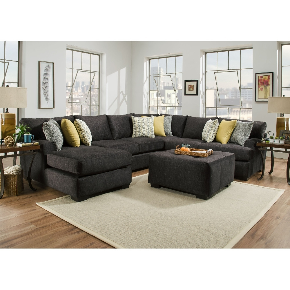 Famous Buy Sectional Sofas And Living Room Furniture (View 9 of 15)