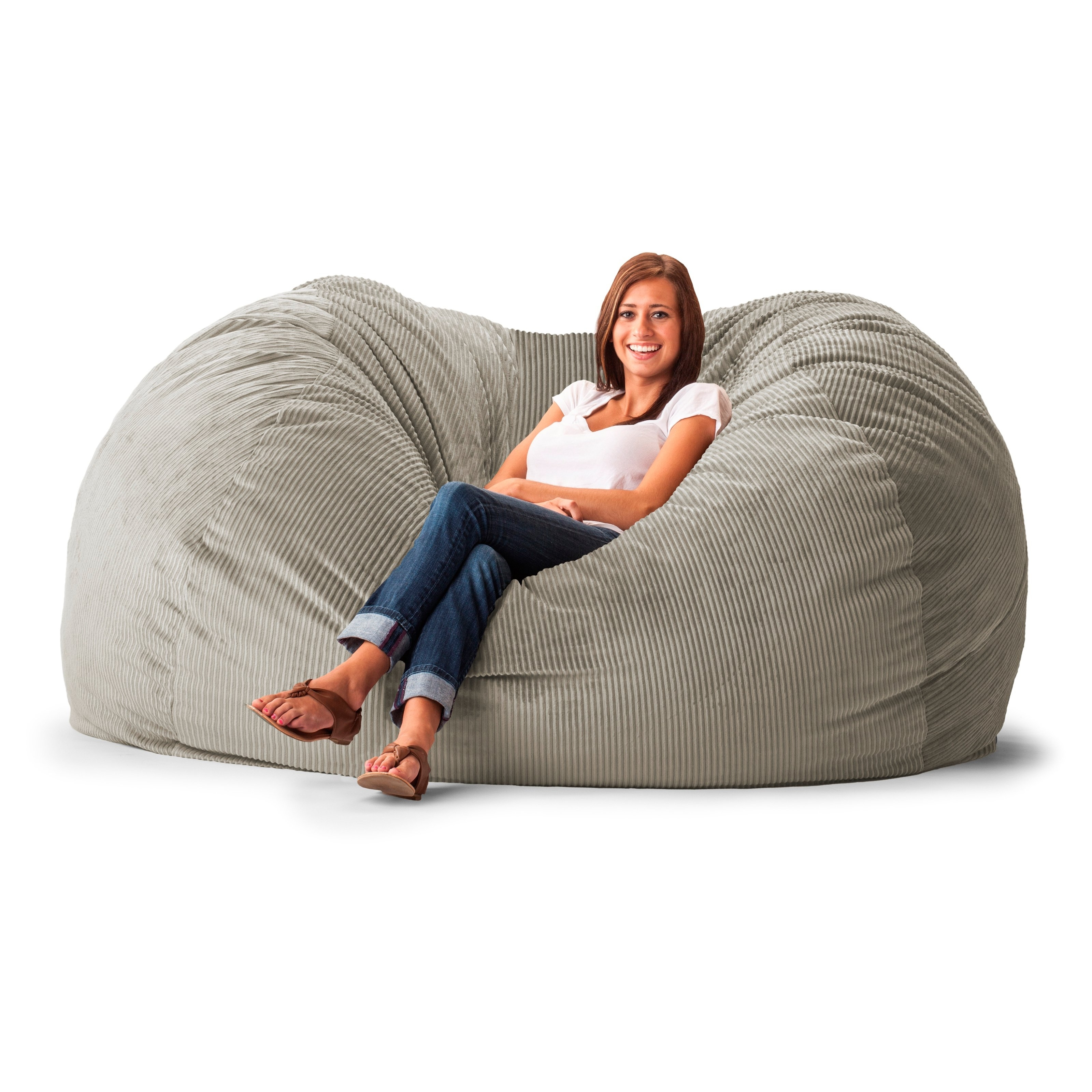 Famous Comfort Bean Bag Sofa – Florist H&g Pertaining To Bean Bag Sofas And Chairs (View 15 of 15)