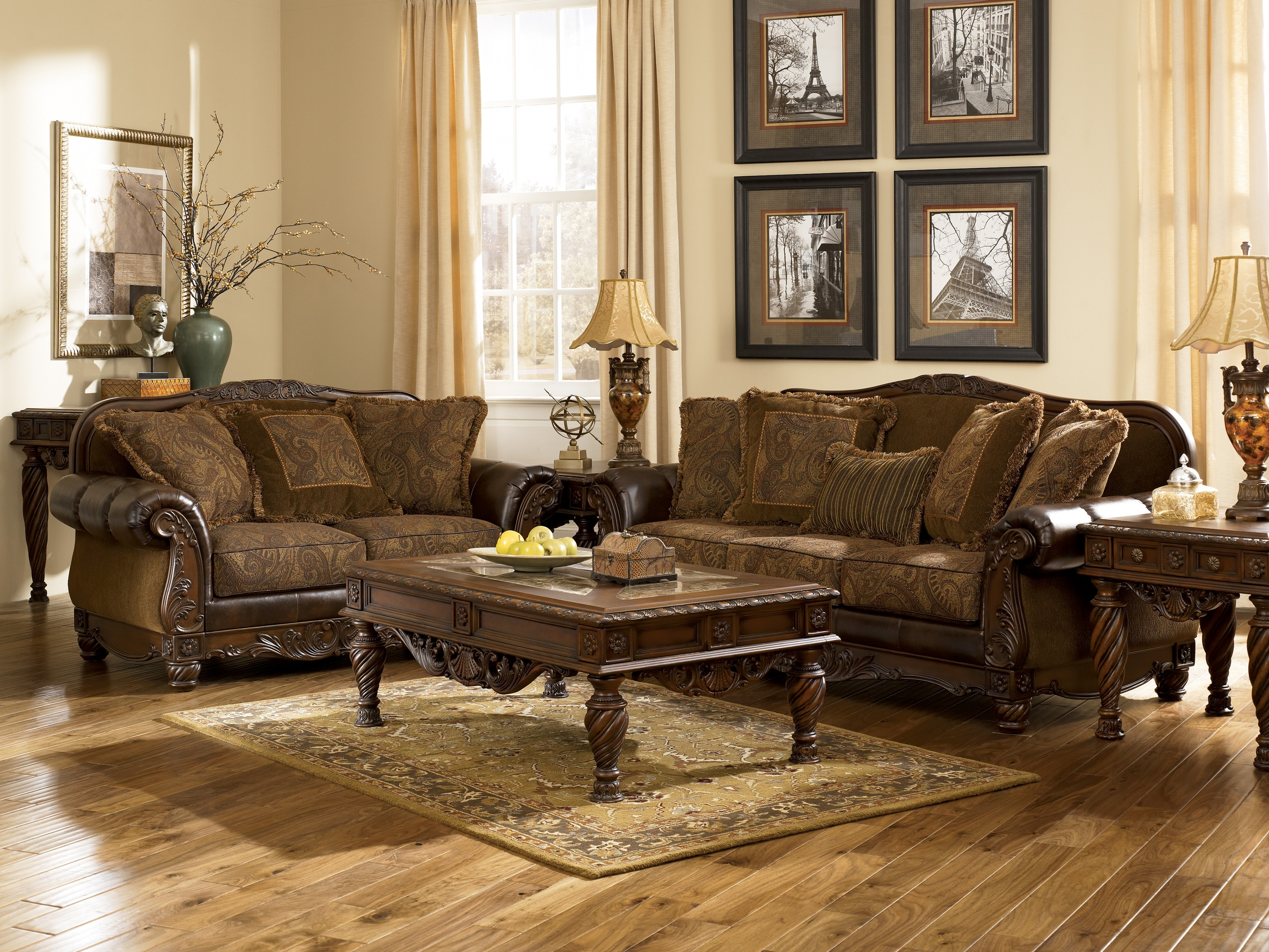 Famous Country Style Sofas In Living Room : Living Room Sofa Designs For Drawing With Also (View 14 of 15)