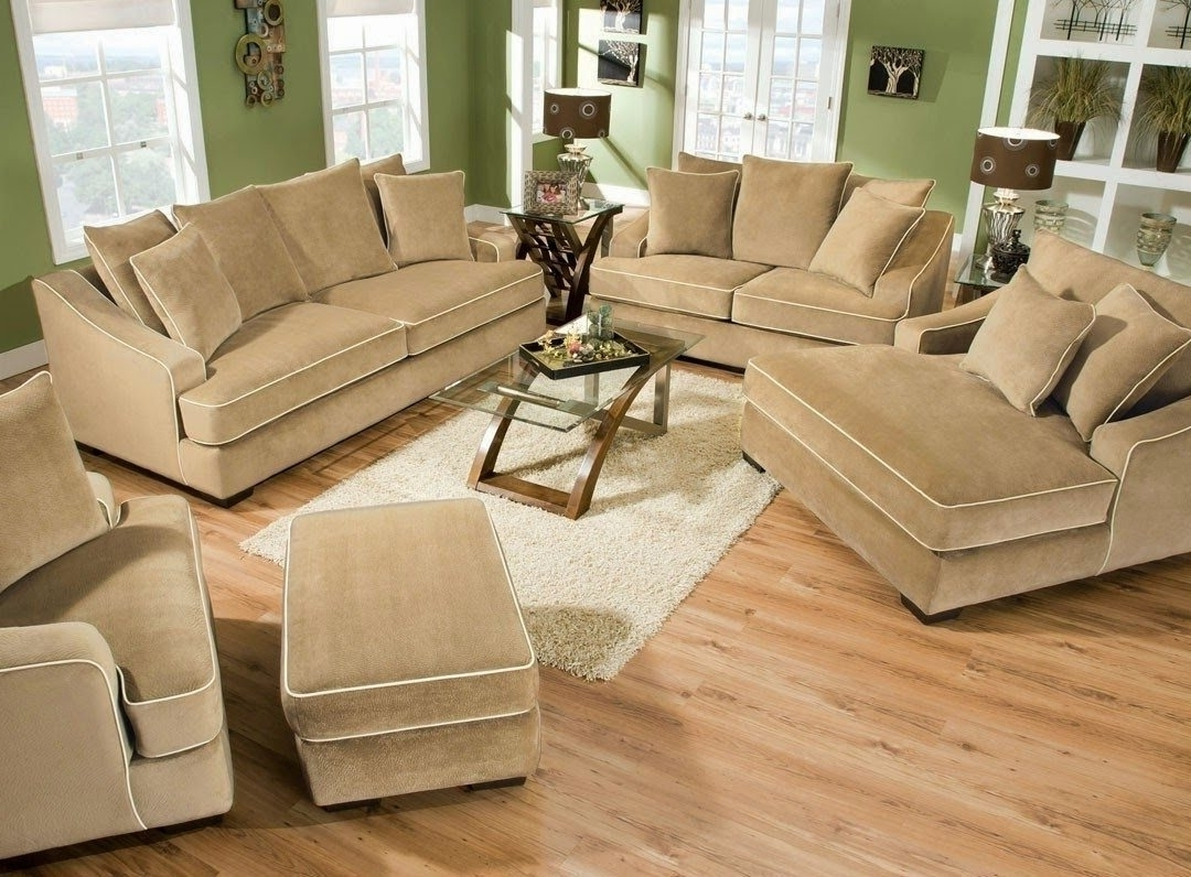 Famous Deep Seat Leather Sectional Sofa • Leather Sofa Inside Deep Seating Sectional Sofas (View 9 of 15)