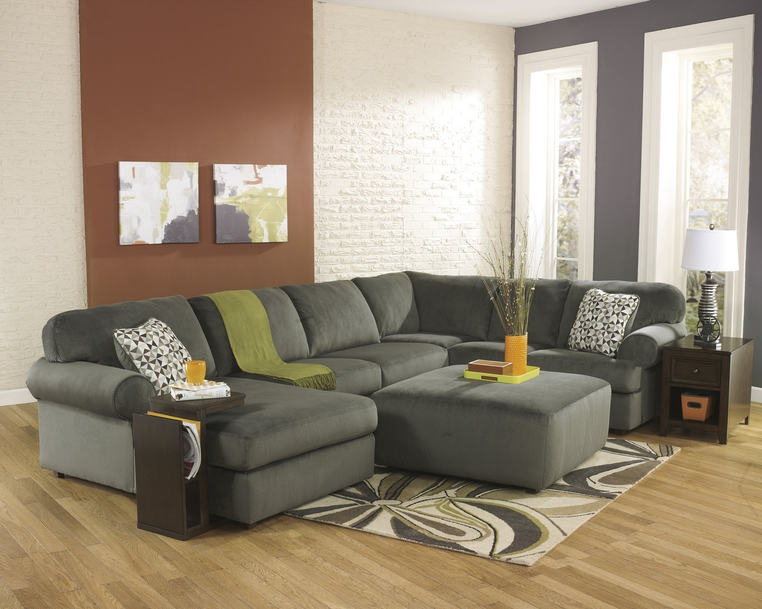 Famous Dock 86 Sectional Sofas Regarding Coach 3 Piece Sectional (View 9 of 15)