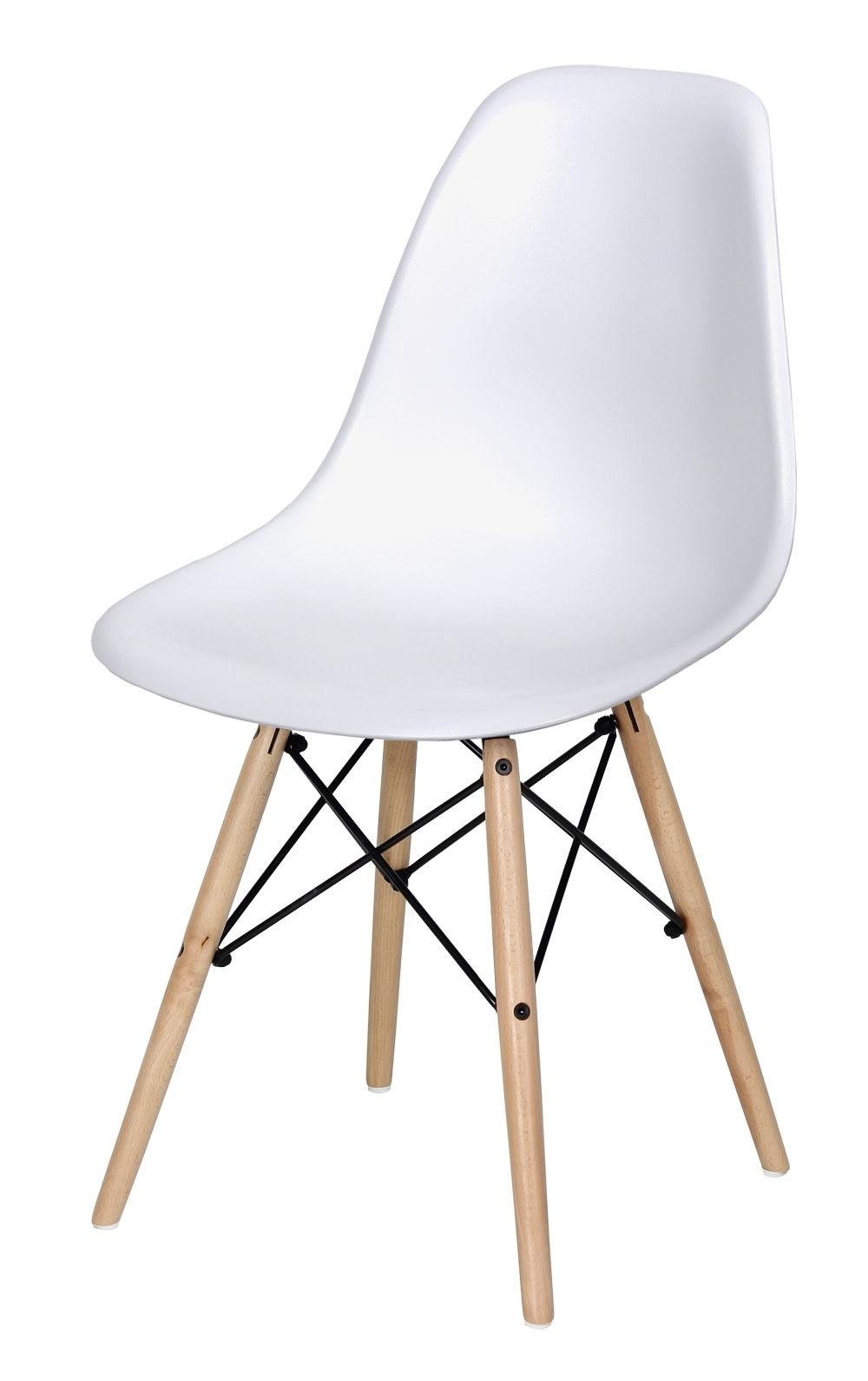 Famous Eames Chaises For Chaise Dsw 89€ Et Livraison Gratuite Sous 10 Jours (View 2 of 15)