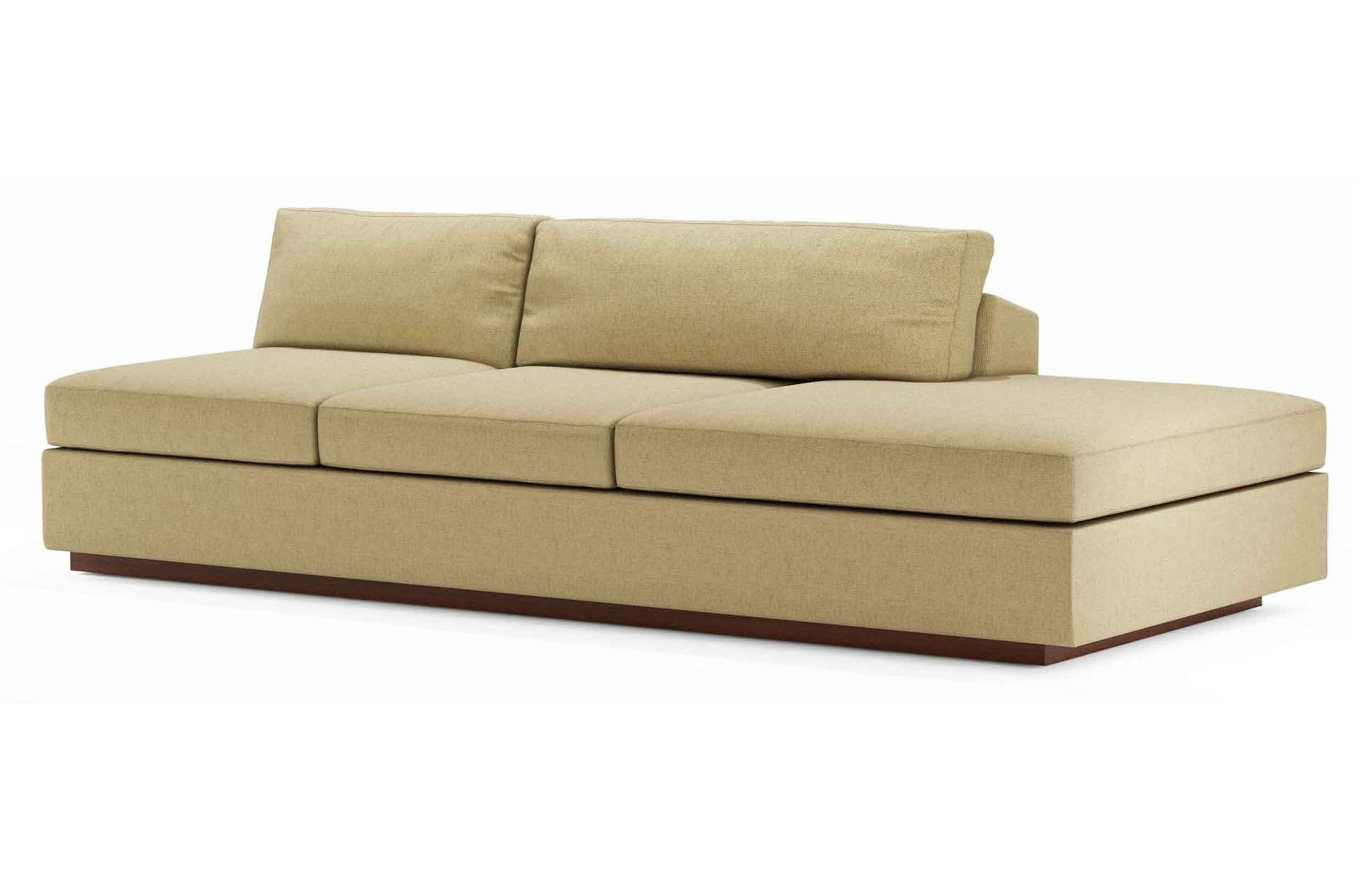 Famous Furniture Home: Armless Sectional Sofa Armless Sofa Spine Armless Pertaining To Small Armless Sofas (View 6 of 15)
