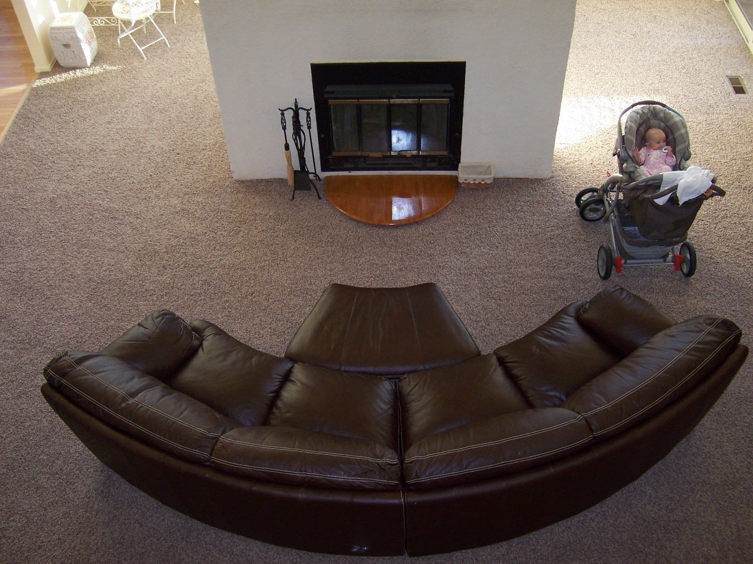 Famous Half Circle Sectional Sofa Price (View 10 of 15)