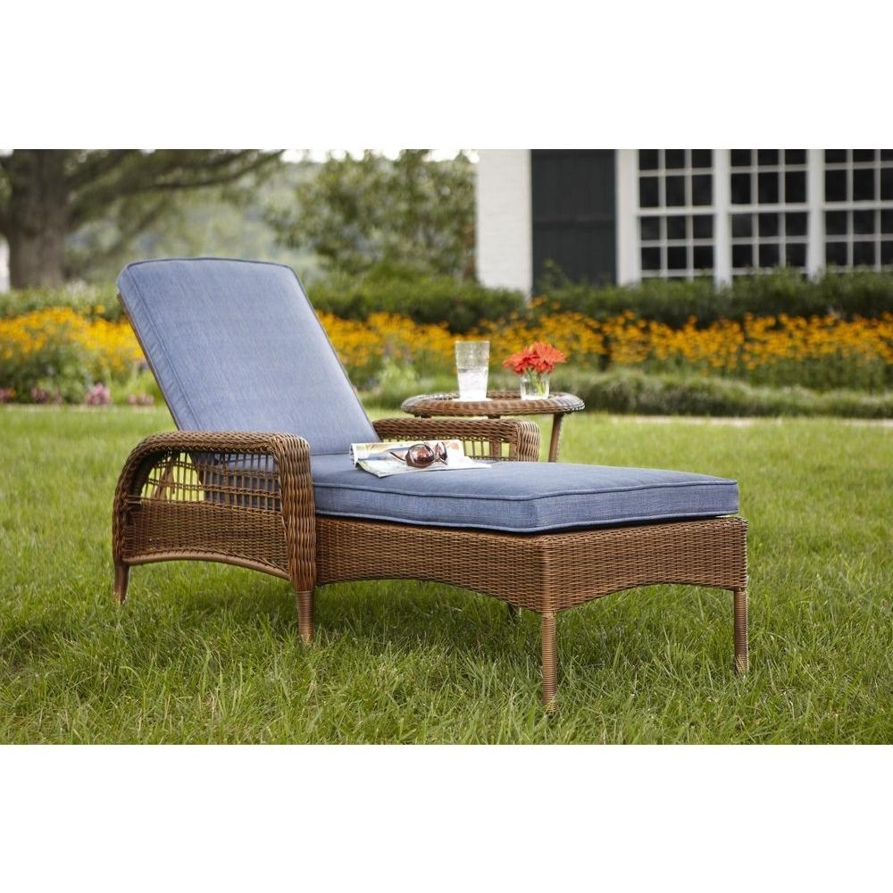 Famous Indoor Chaise Lounge Chairs Hayneedle Within Design 17 Pertaining To Indoor Chaise Lounge Chairs (View 3 of 15)