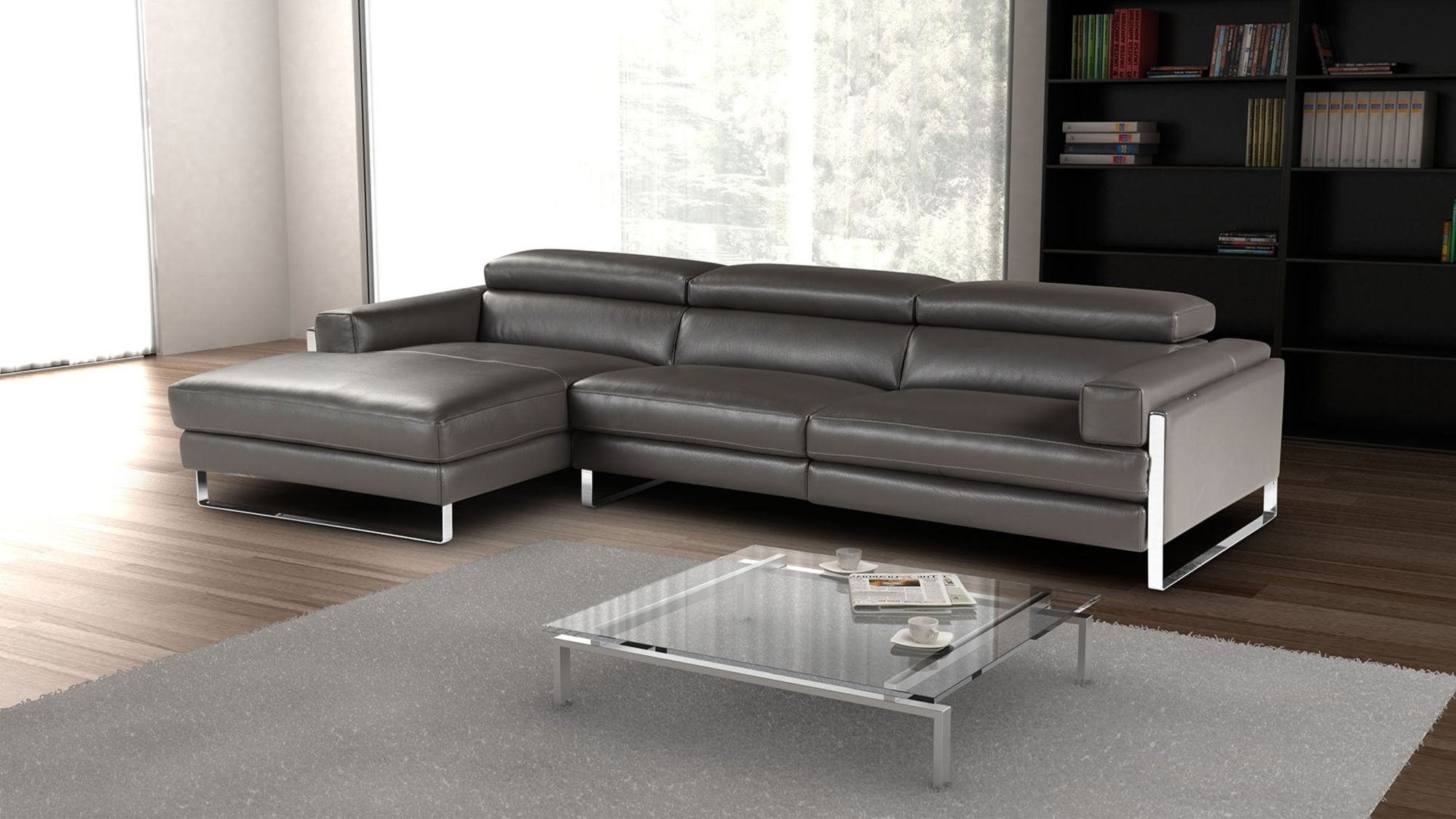 Famous Kellanght Sectional Sofa Angled Empress Arm Jackson Domino Piece Throughout Regina Sectional Sofas (View 5 of 15)