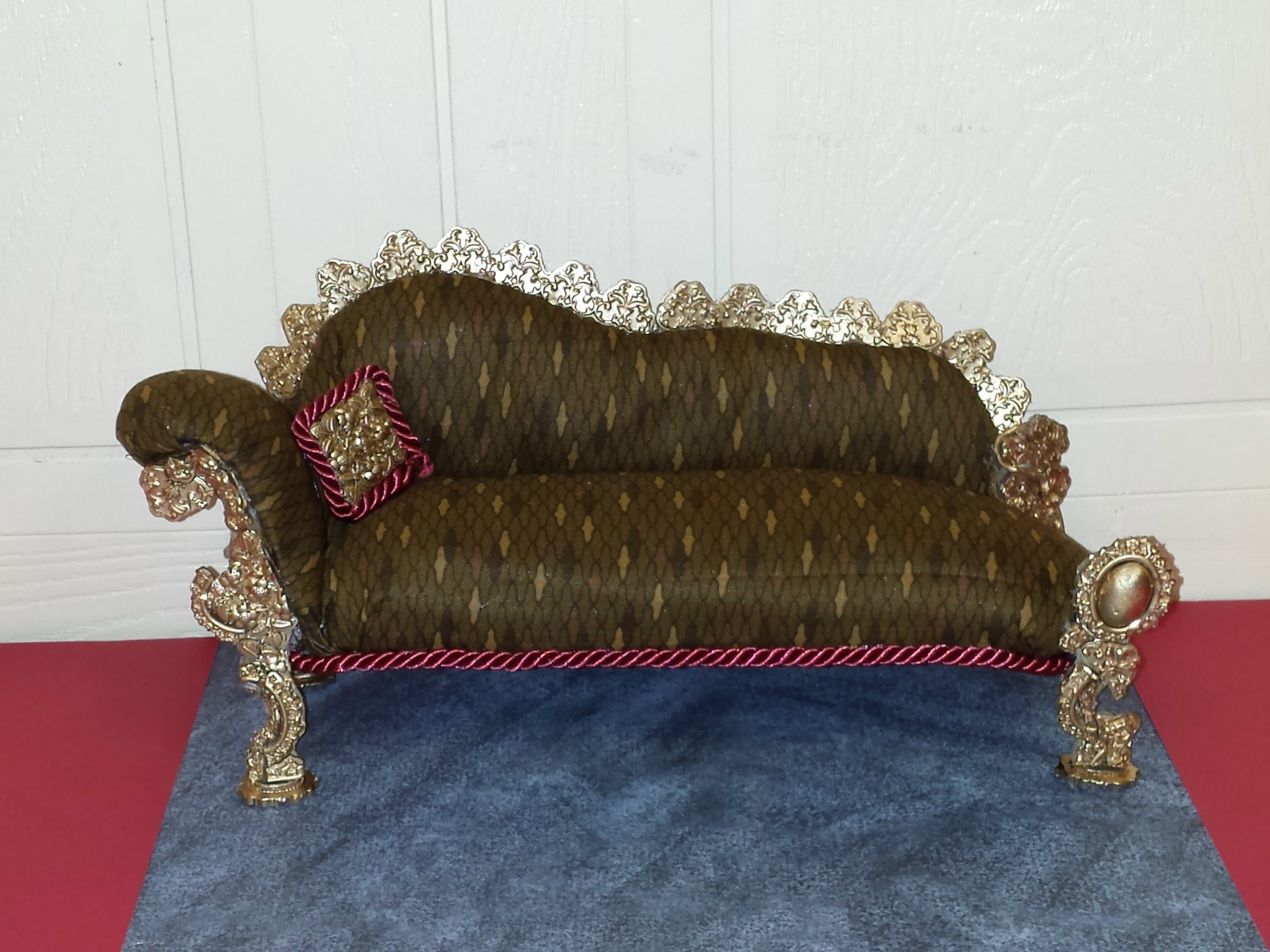 Famous Mini Chaise Lounges For How To Make A Chaise Lounge – Youtube (View 15 of 15)