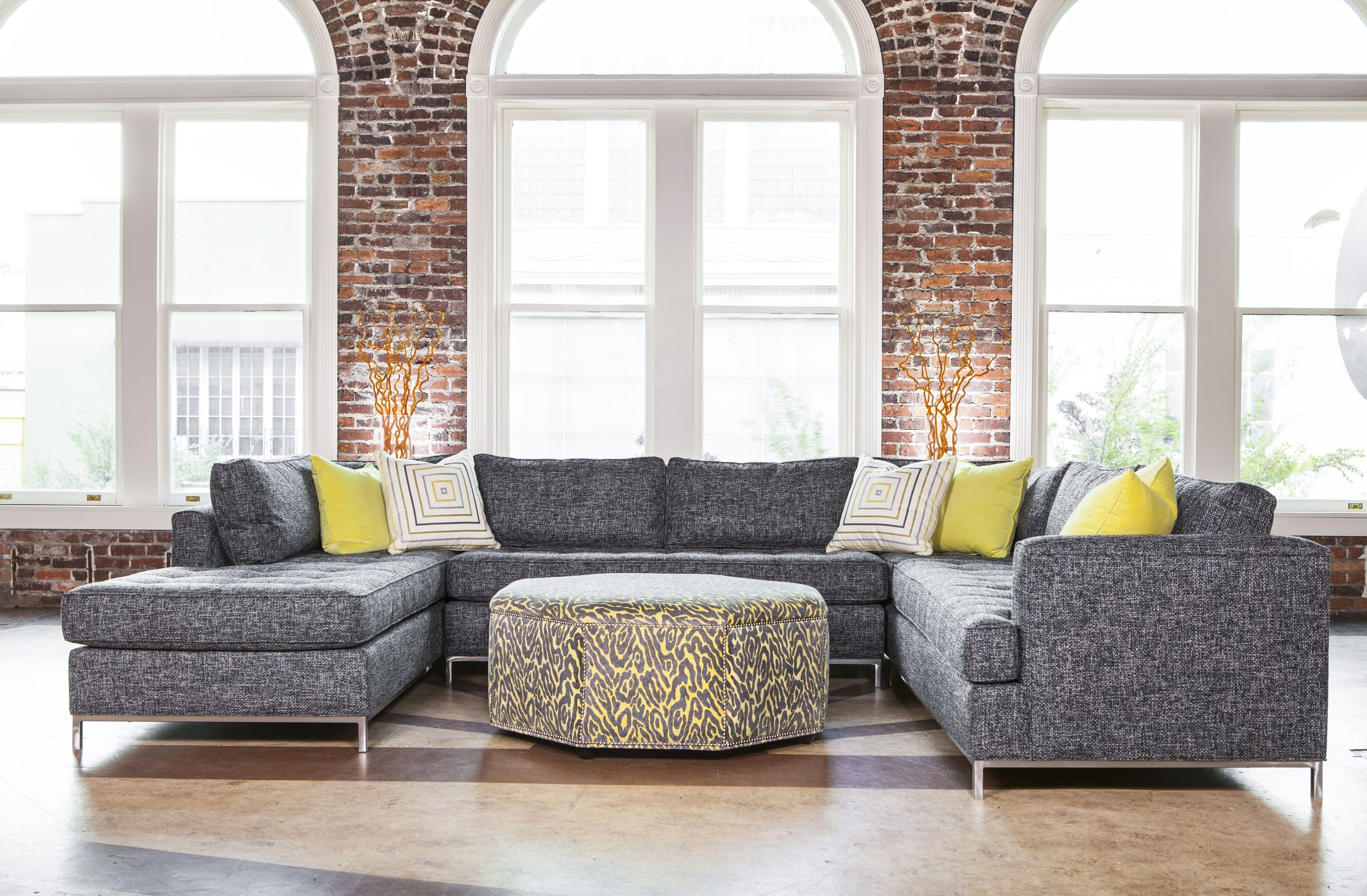 Famous Norwalk Sofas Throughout Colton Sectiona – Norwalk Furniture – Sunset Boulevard (View 3 of 15)