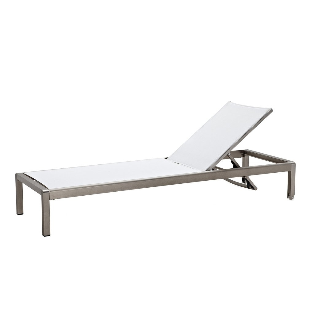 Famous Outdoor Chaise Lounge Furniture Within Modern Outdoor Chaise Lounges (View 5 of 15)