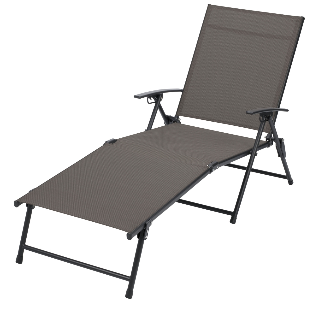 Famous Outdoor Lounge Chairs, Patio & Pool Lounge Chairs At Ace Hardware In Folding Chaise Lounge Lawn Chairs (View 10 of 15)