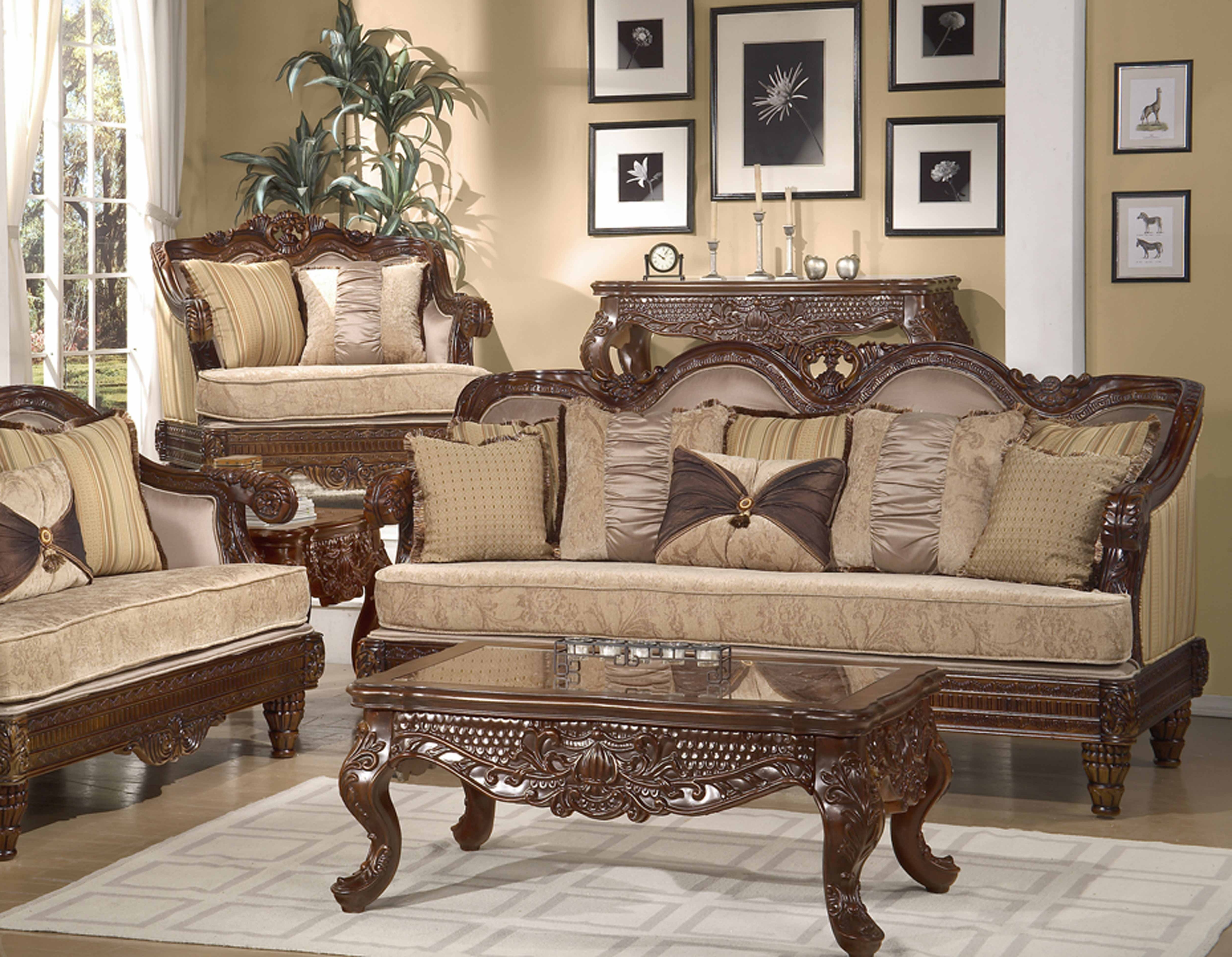 Famous Traditional Sofas With Uncategorized : Elegant Sofas With Stunning Formal Traditional (View 11 of 15)