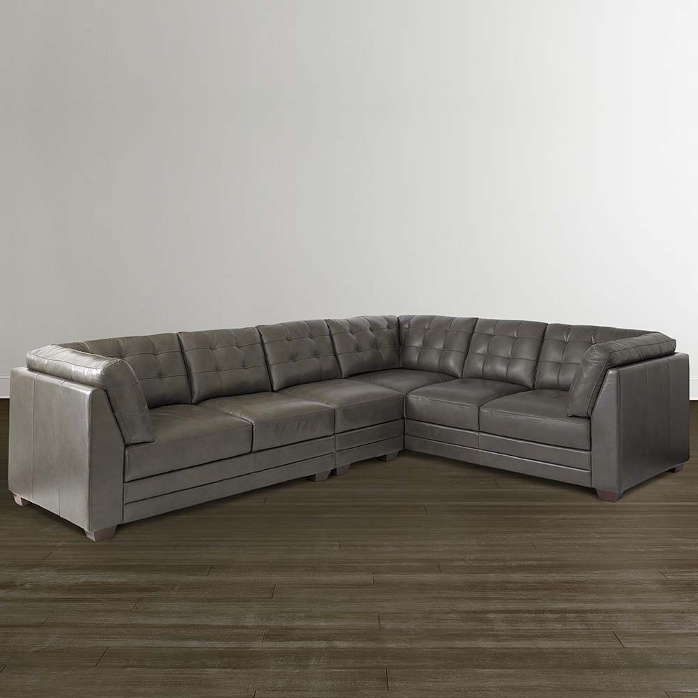 Famous Uncategorized : L Shaped Sofas In Lovely Leather Scarborough L Inside Scarborough Sectional Sofas (View 2 of 15)